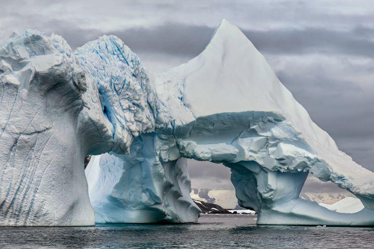 In der Antarktis findet in diesem Jahr eine totale Sonnenfinsternis statt.