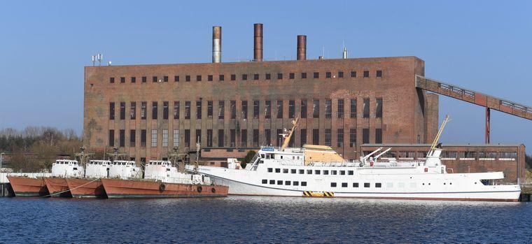 Das Historisch-Technische Museum Peenemünde befindet sich in einem alten Kraftwerk.