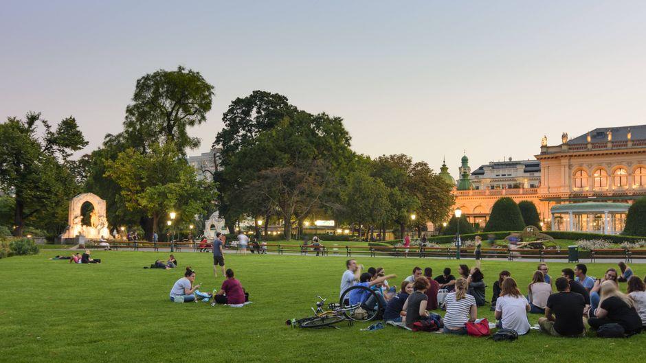 Zum zweiten Mal schafft es Wien auf den ersten Platz der lebenswertesten Städte der Welt.