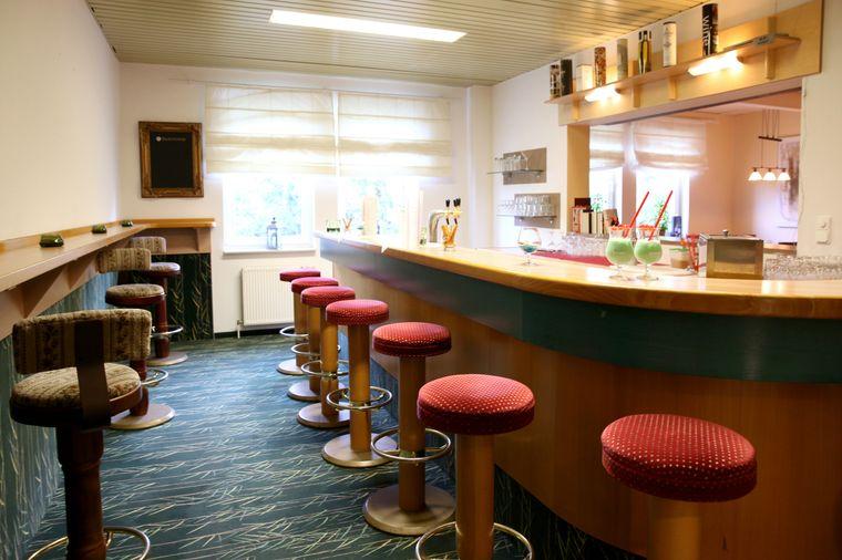 Bar des Sonnenhotels Feldberg am See