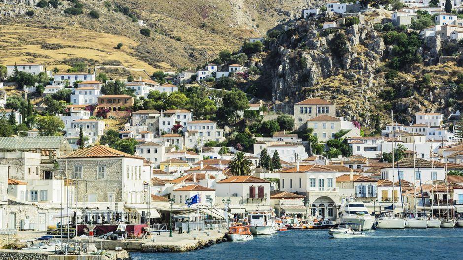 Auf der griechischen Insel Hydra herrscht nach einem Stromausfall der Notstand. (Symbolfoto)