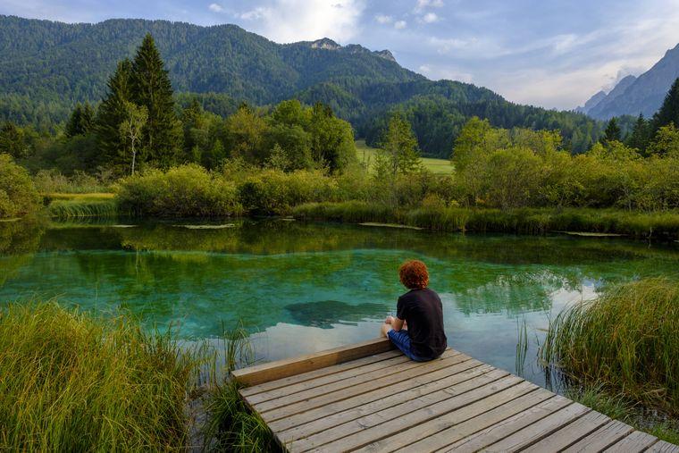 Slowenien ist eine echte Destination für Outdoor-Urlauber.