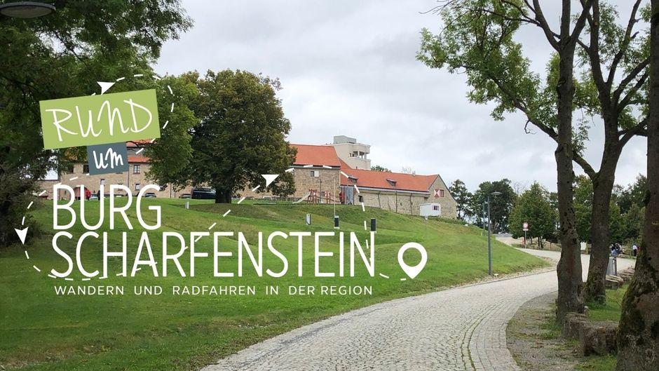 Rund um Burg Scharfenstein.