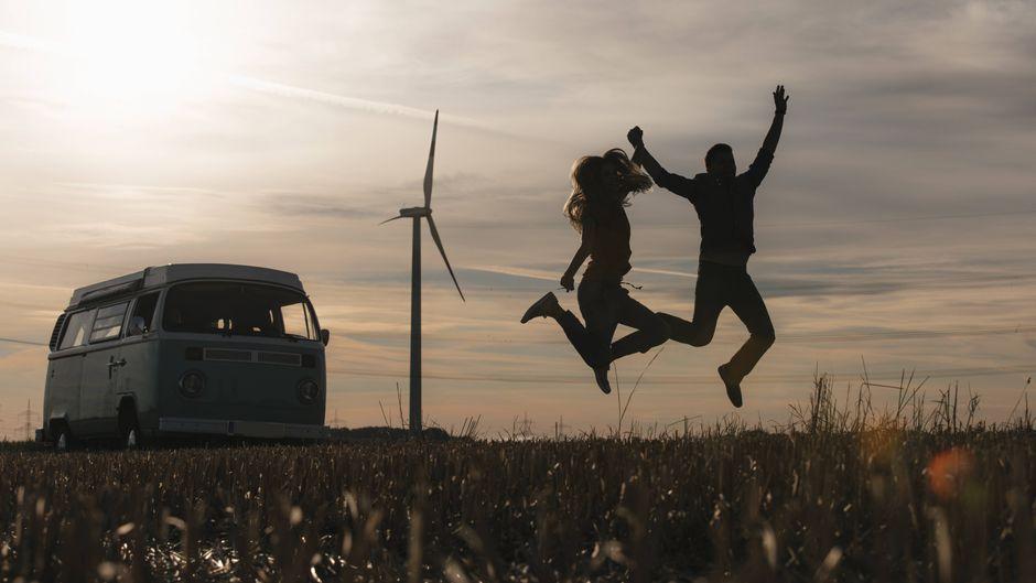 Nervenkitzel, Freiheit und Spontanität: All das bietet ein Urlaub auf den eigenen vier Rädern.