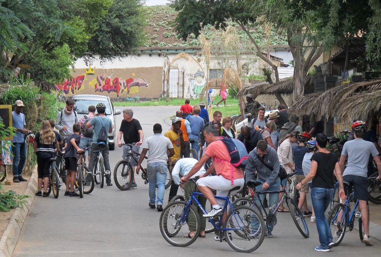 Lebos Fahrradtour.