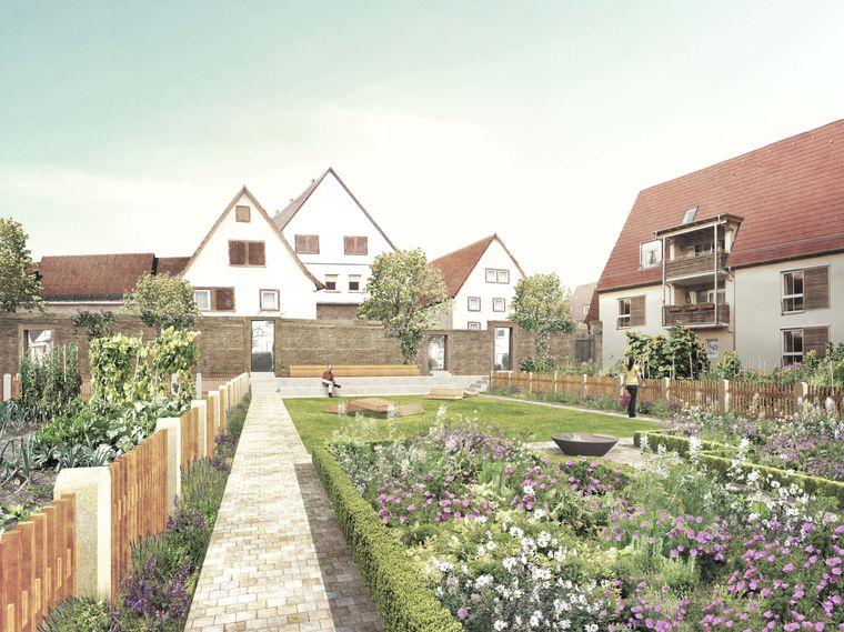 Die Historischen Gärten sind einer der Höhepunkte der Gartenschau in Eppingen.