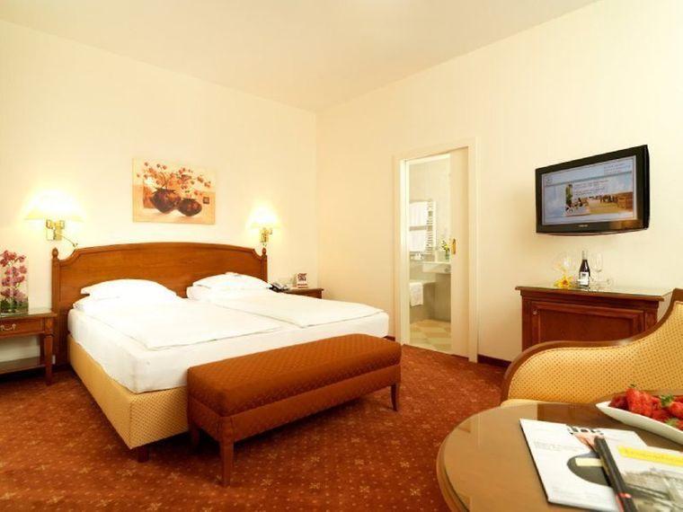 Hotel Stefanie in Wien.