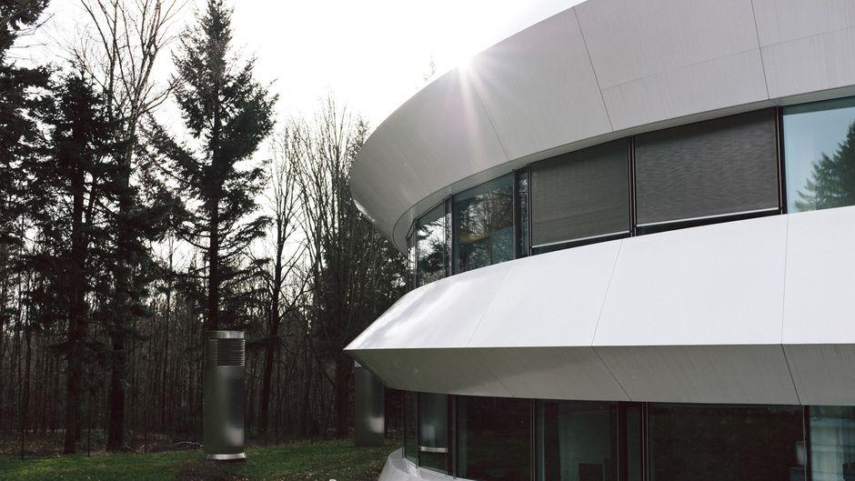Das Haus der Astronomie in Heidelberg.