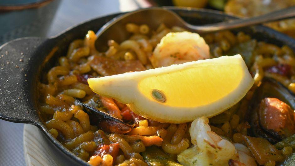 Meeresfrüchte, Tapas, Tex-Mex: In Magaluf kommst du kulinarisch auf deine Kosten.