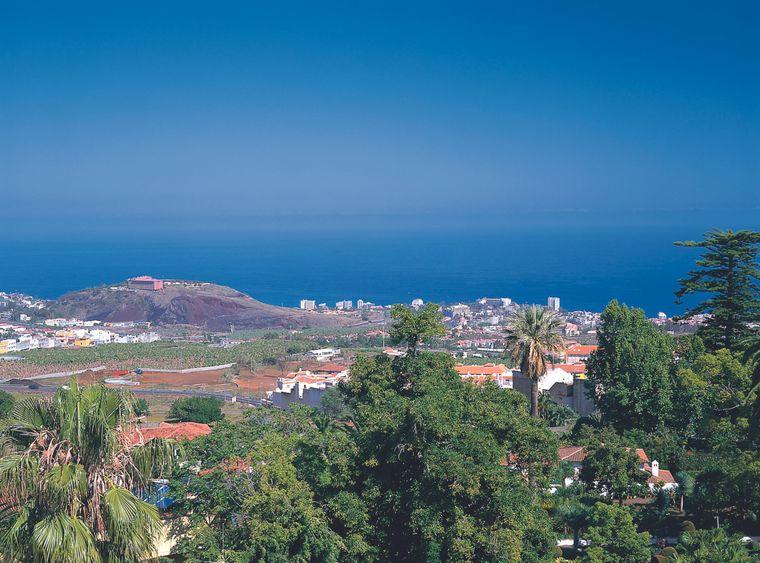 Kein Dorf, sondern eine Kleinstadt ist La Orotava im Norden der Insel.