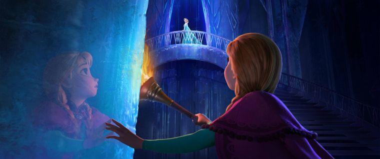 """Ein Haus aus Eis, wie es es im Disney-Film """"Frozen"""" gibt? Findest du in Kanada."""