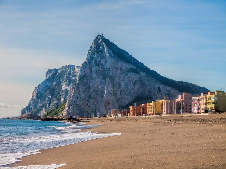 Für Zollfreimengen könnten nach dem Brexit dieselben Richtlinien gelten wie schon jetzt in britischen Überseegebieten wie Gibraltar.