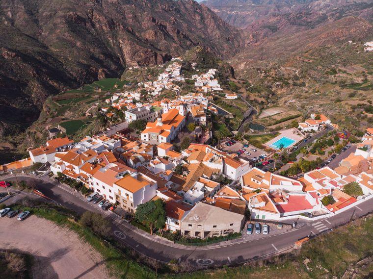 Tejeda auf Gran Canaria liegt auf über 1000 Metern Höhe und ist ein echtes, ursprüngliches Bergdörfchen.