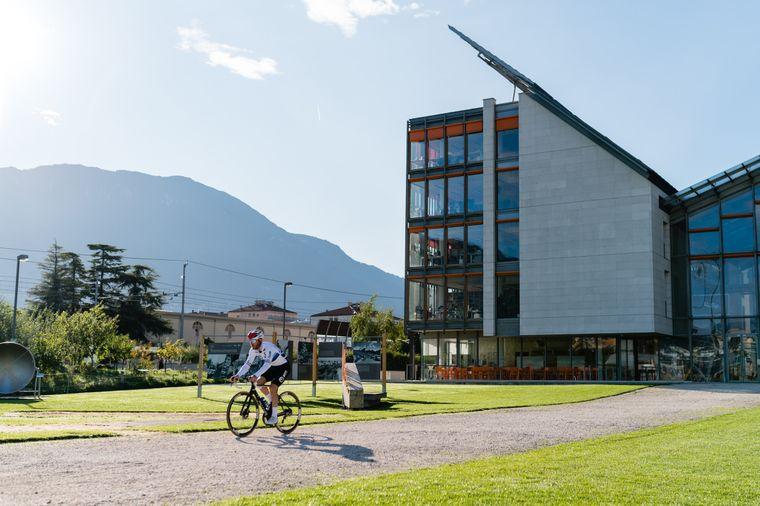 Die Europameisterschaften im Straßenradsport finden hier ebenfalls statt.