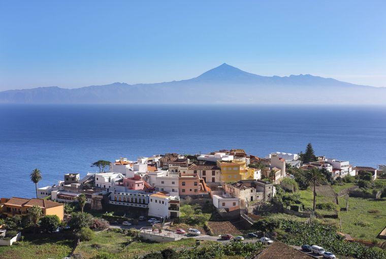 Agulo ist ein Dorf auf der kanarischen Insel La Gomera.