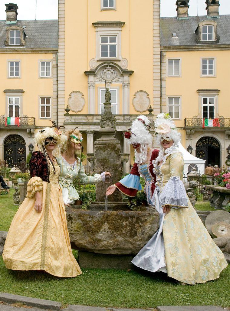 Ein besonderes Event auf Schloss Bückeburg ist die Landpartie – dieses Jahr darf sie endlich wieder stattfinden.