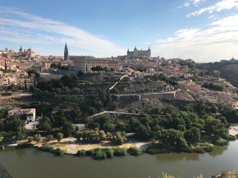 Die Altstadt von Toledo ist Weltkulturerbe.