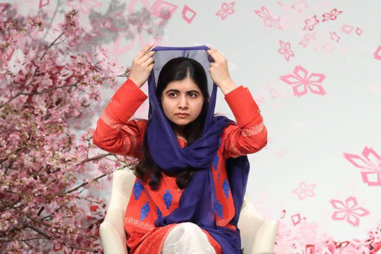 Die Pakistanerin Malala Yousafzai ist die jüngste Friedensnobelpreisträgerin der Geschichte.