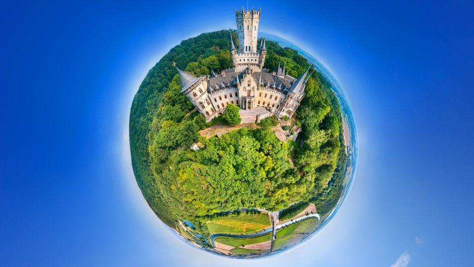 Das Calenberger Land im Speckgürtel Hannovers bietet viele Highlights – eines davon ist das Schloss Marienburg.