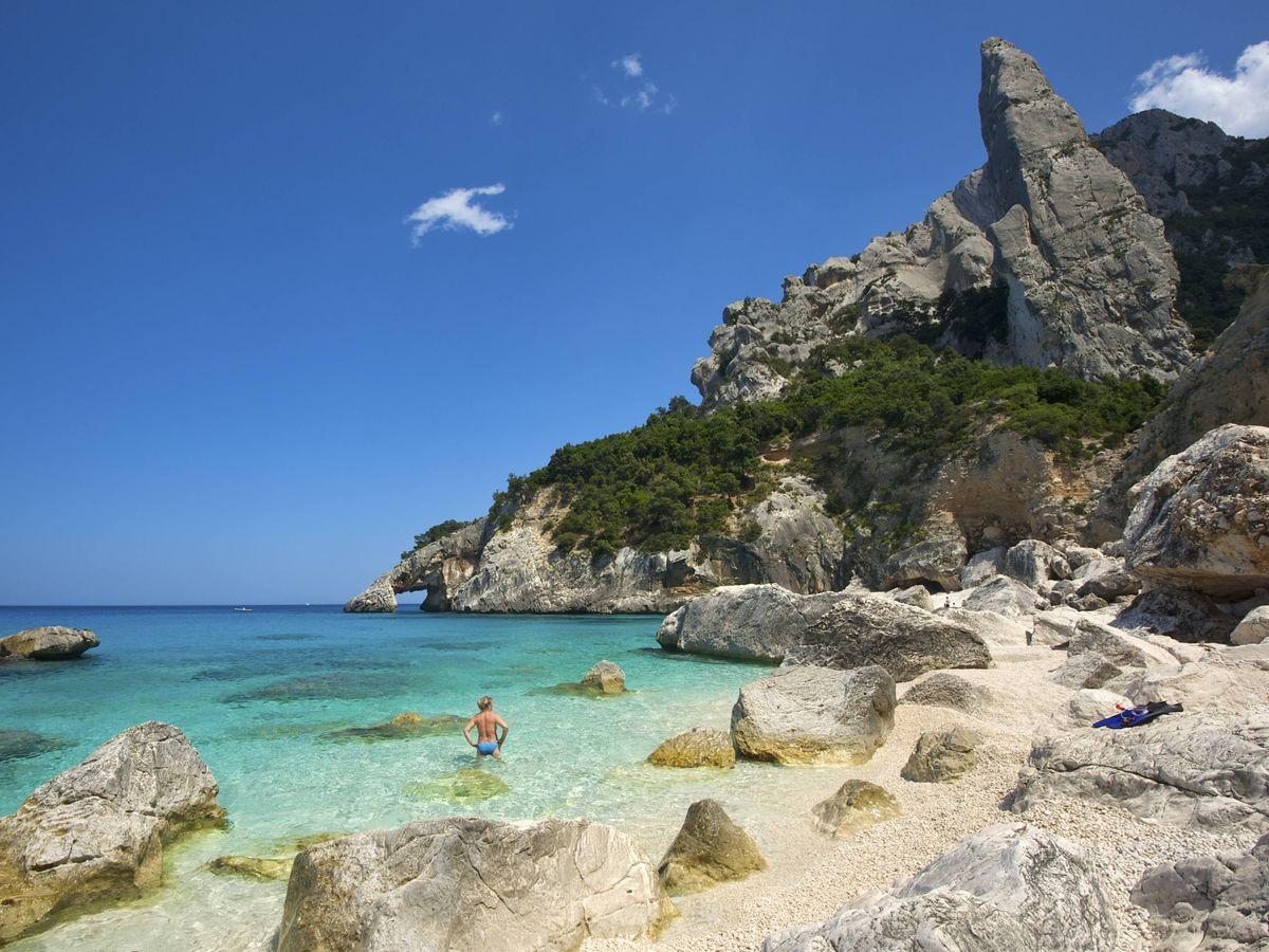 Fkk sardinien strände Sardiniens Strände