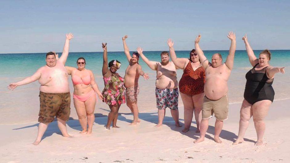 The Resort auf den Bahamas ist eine Oase für übergewichtige Urlauber.