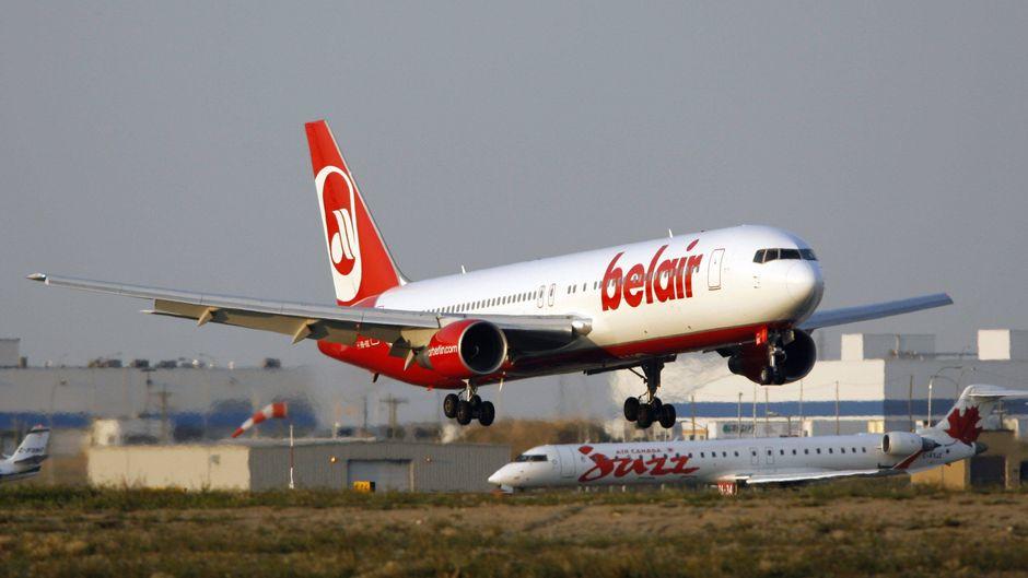 Für die ehemalige Air-Berlin-Tochter Belair wird es wohl keinen Neustart geben. (Symbolbild)