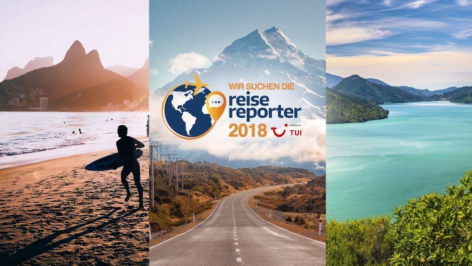 """Aufruf: Wir suchen die """"reisereporter 2018""""!"""