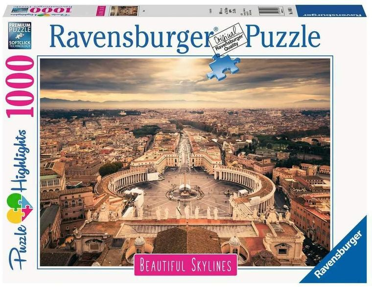 Puzzle von Ravensburger.