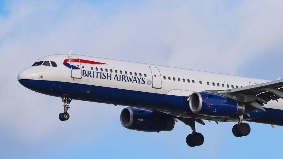 British-Airways-Flugzeug.