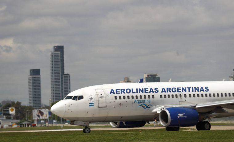 Einem Piloten von Aerolineas Argentinas passierte kurz vor dem Ruhestand ein Missgeschick.