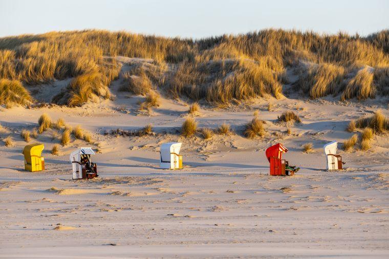 Die Nordseeinsel Juist gilt als einer der idyllischsten Flecken Deutschlands.