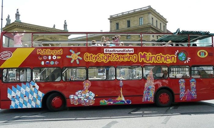 City Sightseeing Tour.