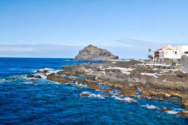 Garachico im Nordwesten von Teneriffa ist einer der ältesten Orte der Insel.