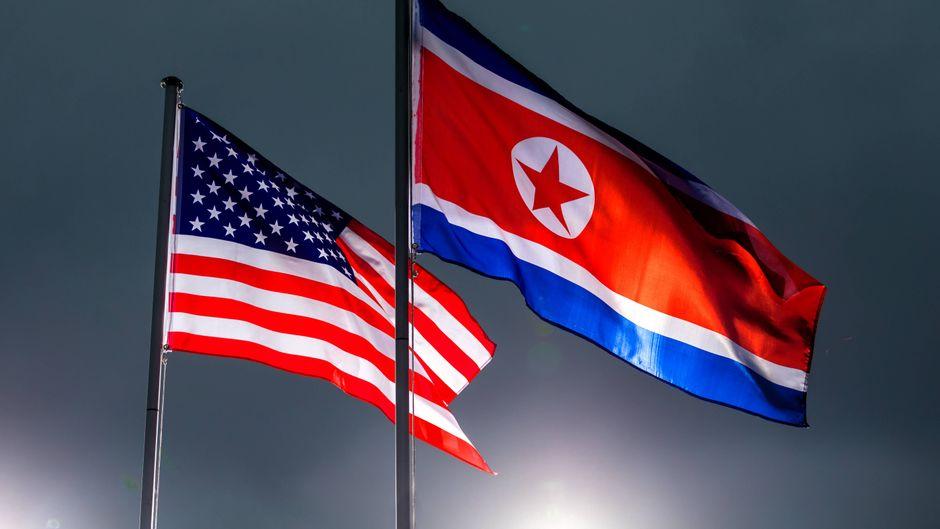 Der Konflikt zwischen den USA und Nordkorea spitzt sich zu. Das US-Außenministerium warnt vor Reisen.