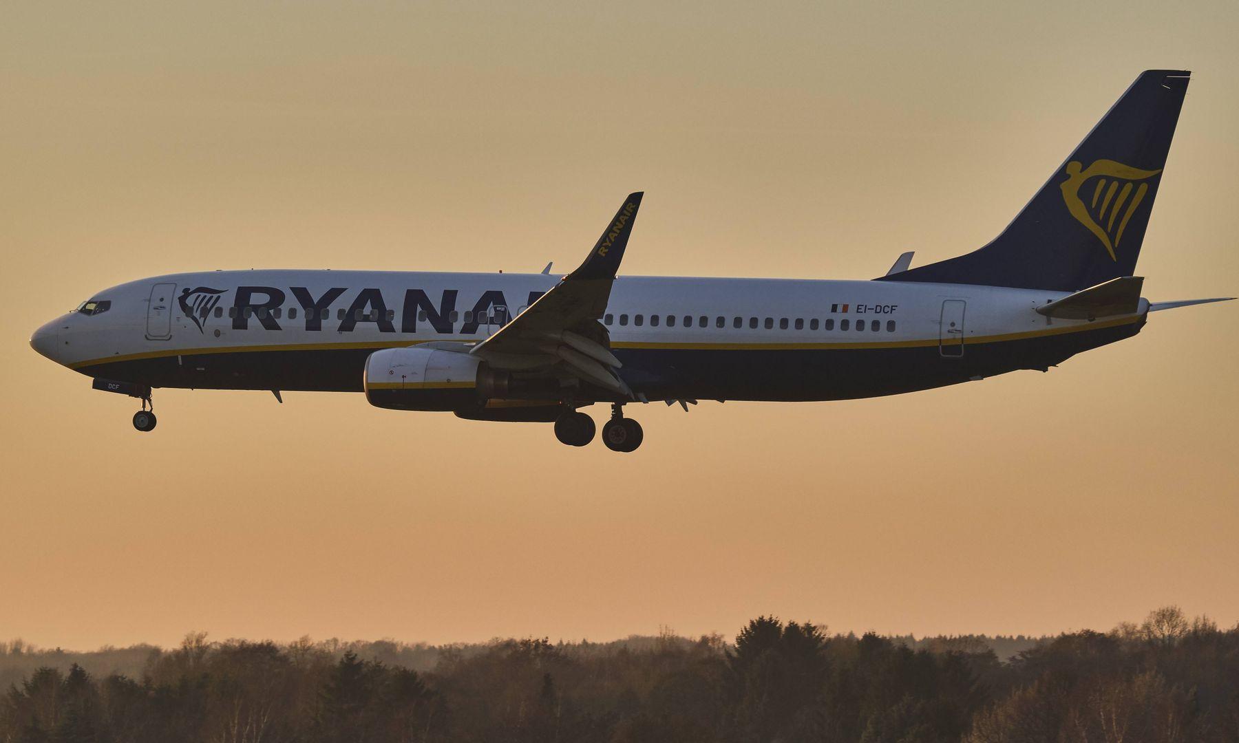 Zug Zum Flug Ryanair