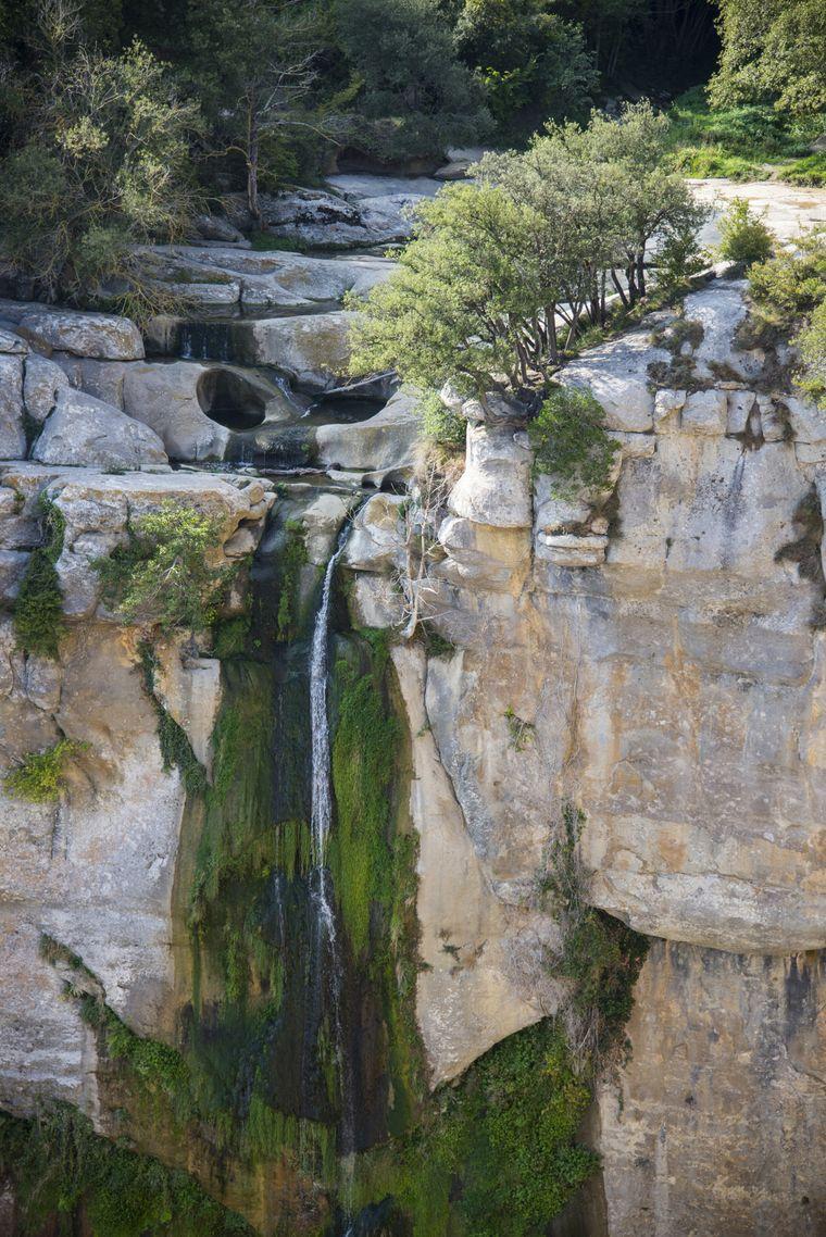 Um den Salto de Sallent zu erreichen, musst du eine anspruchsvolle Wanderung auf dich nehmen.
