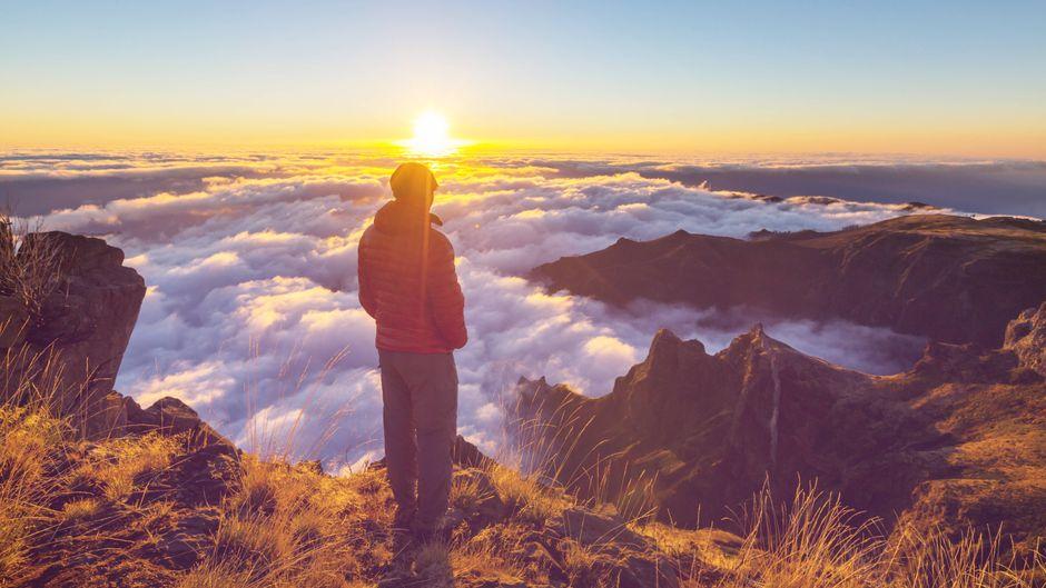 Madeira gilt als das Wanderparadies Portugals.
