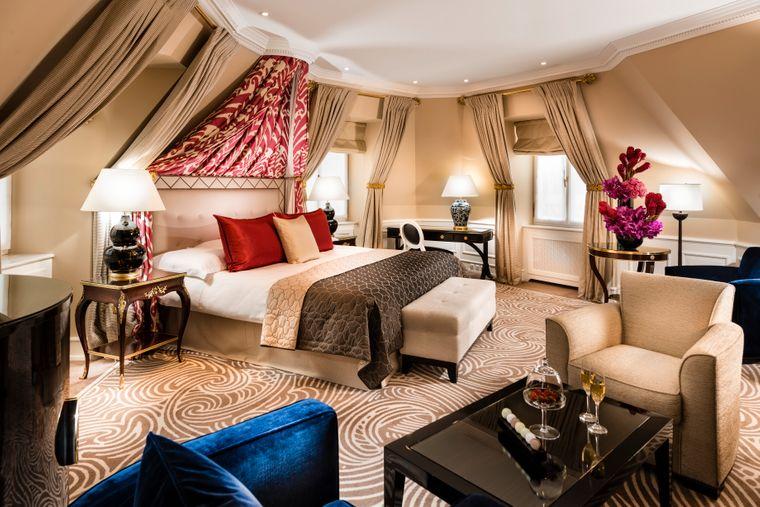 """Das Baur au Lac in Zürich bekommt den """"Readers' Choice Award 2020"""" als bestes Hotel weltweit."""