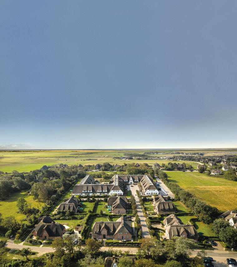 Das Severins Resort & Spa Sylt.