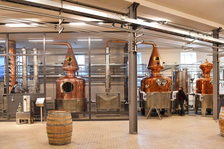 Burgruine & Schlosspark meets Whiskey, Gin und Korn.