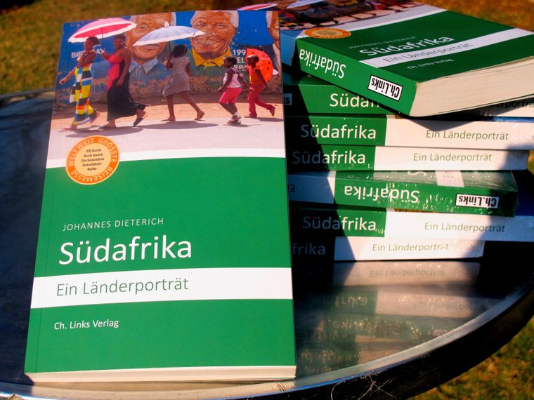 Buch Süadafrika.