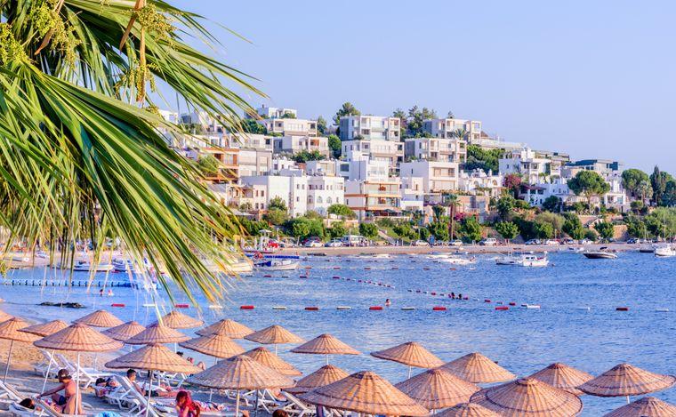 Bodrum gilt noch immer als Geheimtipp in der Türkei für einen Badeurlaub.