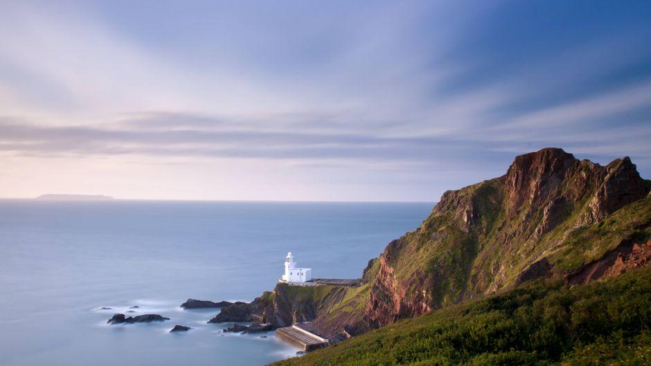 Lundy ist eines der wichtigsten Naturschutzgebiete Englands. Um die Tier- und Pflanzenwelt auf der Insel zu erhalten, werden jährlich Freiwillige gesucht.