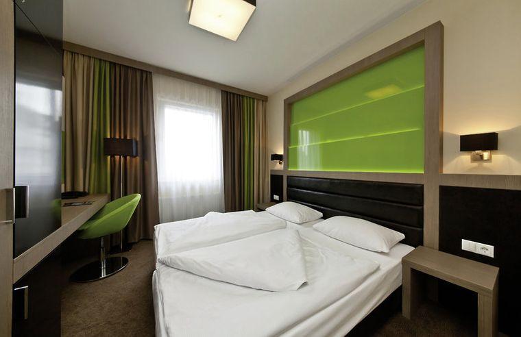 Novum Style Hotel in Hamburg.