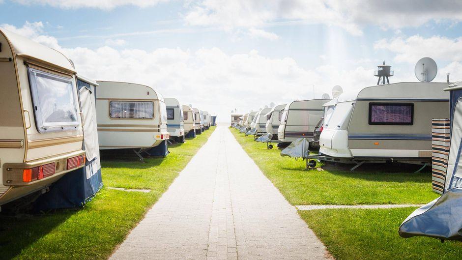 Ein Camping-Urlaub liegt 2020 im Trend.