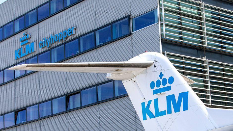 KLM ersetzt Flüge durch Schnellzüge auf der Strecke von Amsterdam nach Brüssel. (Symbolfoto)