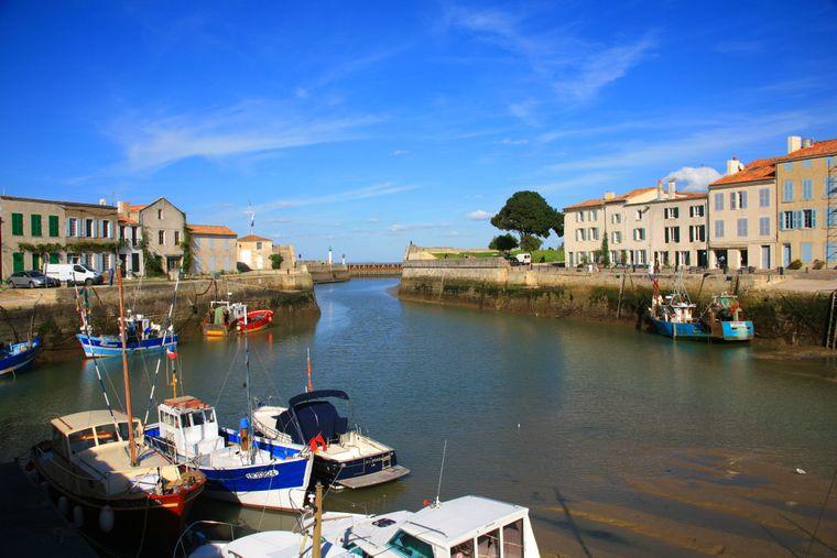 Maritimes Flair an der Charente.