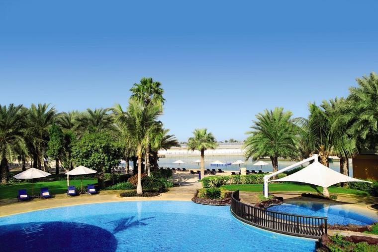 Sheraton Abu Dhabi, VAE.