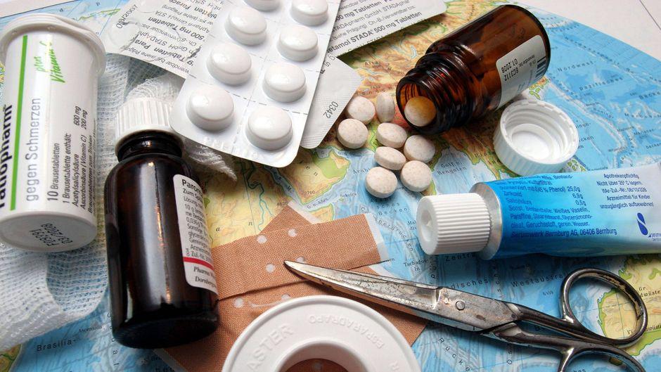 Für viele Medikamente benötigst du Bescheinigungen deines Arztes, wenn du sie mit ins Ausland nehmen willst. (Symbolfoto)
