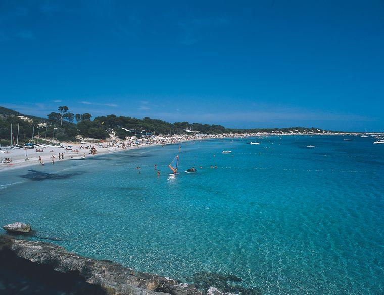 Strand San Jorge, Ibiza